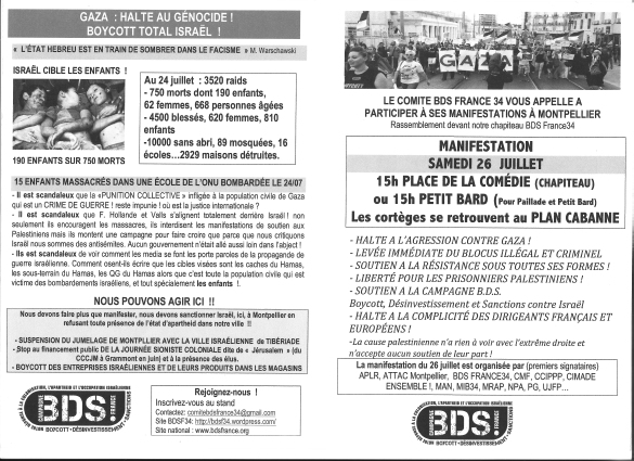 Tract Manif du 26 (2)