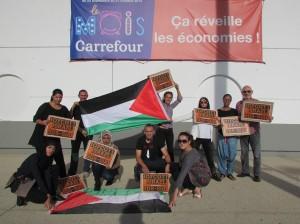 BDS Carrefour Montelimar 18 oct 017