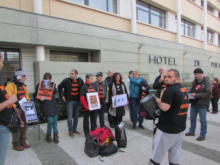 Montpellier BDS le 19 mars 002
