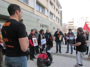 Montpellier BDS le 19 mars 003