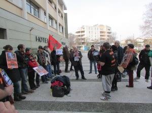 Plainte de la LDH contre deux porte-paroles du comité BDS France 34 (dont le président de l'Association des Palestiniens en Languedoc-Roussillon, APLR)