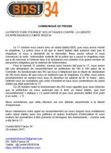 Microsoft Word - COMMUNIQUÉ DE PRESSEpour31àct.docx