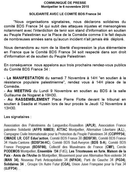 Microsoft Word - Communiqué6nov.docx