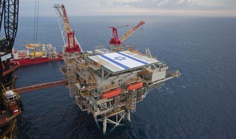 Israeli-gas-drill-Tamar1