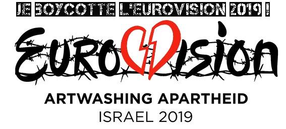 Boycott EurovisionBannière72